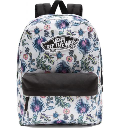 Vans Realm Backpack White...