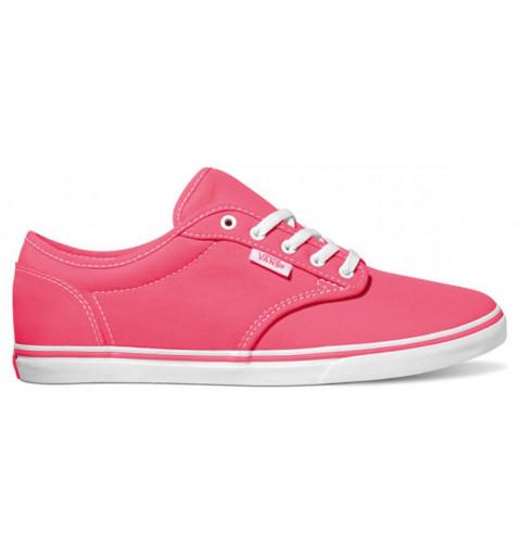 Vans Atwood Low Neon Pink...