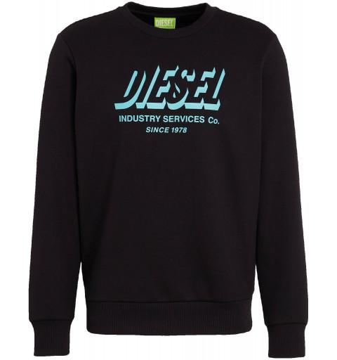 Moletom Diesel Masculino...