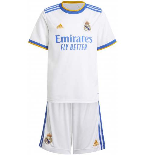 Set Adidas Real Madrid Boy...