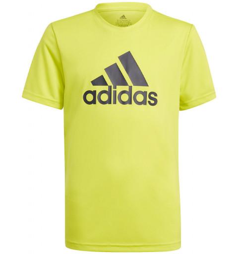 Camiseta infantil da Adidas...