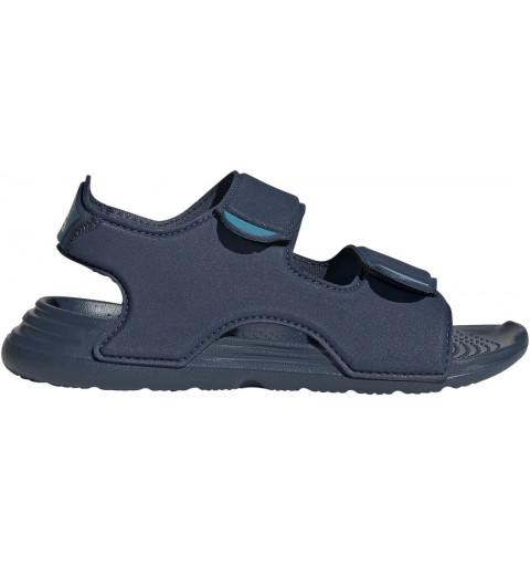 Sandal Adidas Boy Swin Blue...