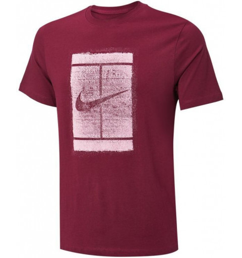 T-shirt Nike Homme Court...