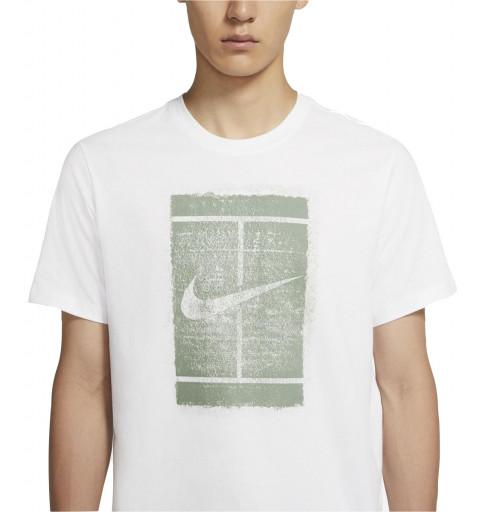 T-shirt Nike Court pour...