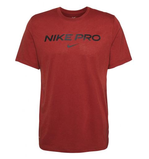 Shirt Nike Men's Pro Maroon...