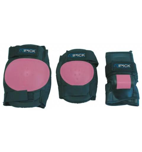 Pack Protecciones Patinaje...