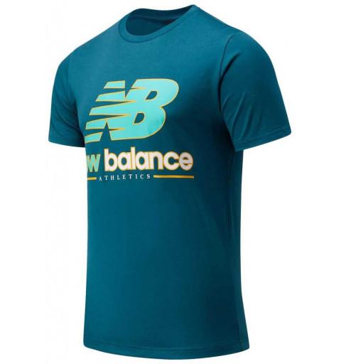 T-Shirt Homme New Balance...