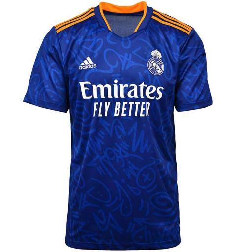 Camiseta Adidas Real Madrid Adulto 2ª Equipación 21/22