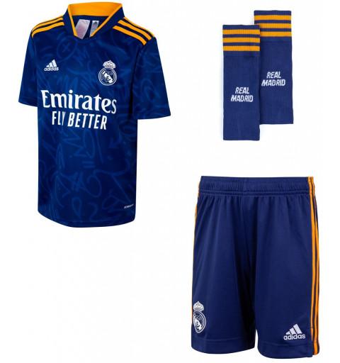 Conjunto Adidas Real Madrid...