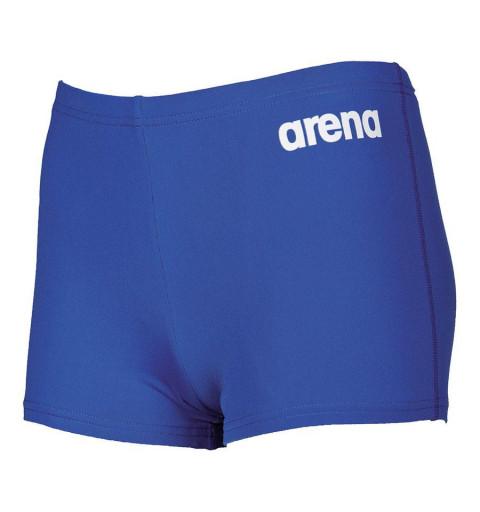 Bañador Arena Niño Solid Azul/Blanco