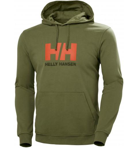 Sudadera Helly Hansen Logo...