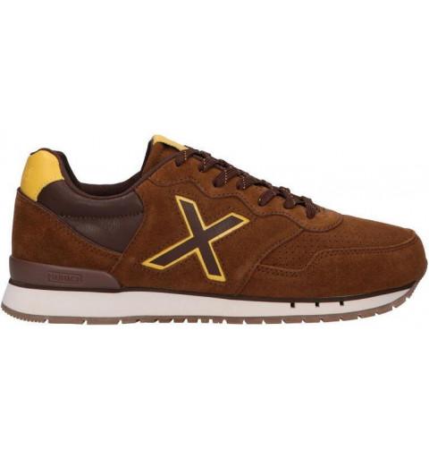 Sneaker Munich Man Leather...