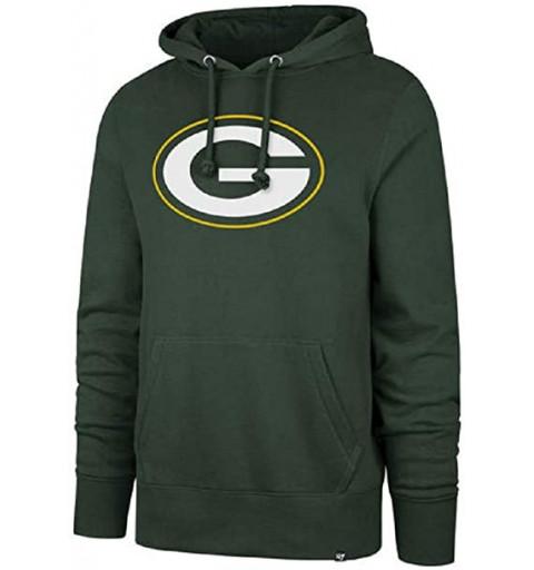 Sudadera Fanatics Hombre Green Bay Packers Capucha