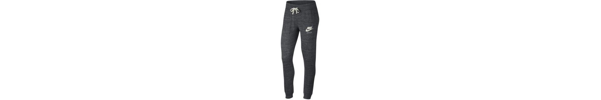Pantalones, vaqueros y shorts para mujer, Adidas, Nike, Reebok, Franklin & Marshall