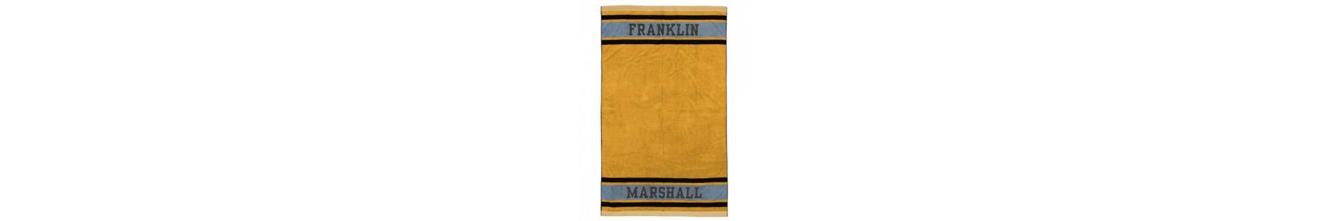 Toallas Atipick, EA7, Franklin & Marshall